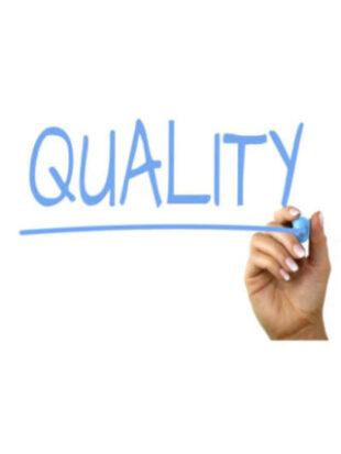 Kwaliteits-bewaking